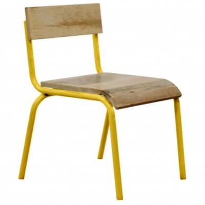 KIDSDEPOT Original stoel - Yellow