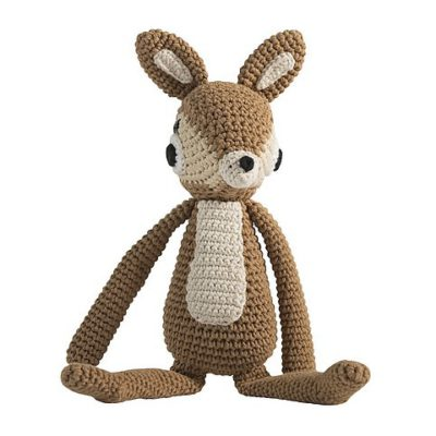SEBRA Gehaakte knuffel - Bambi
