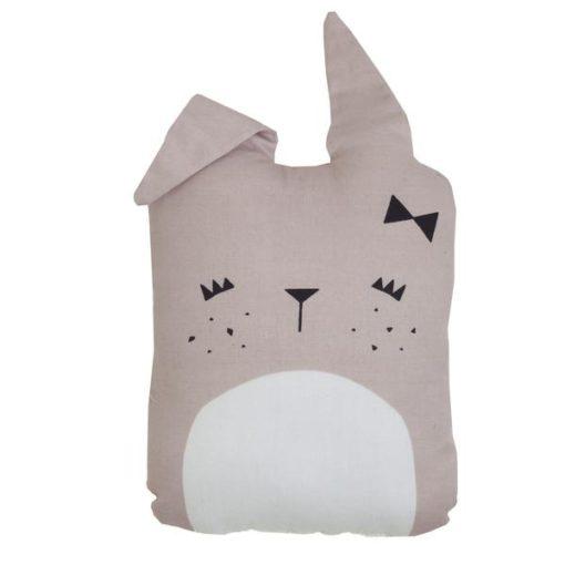 fabelab animal cushion bunny