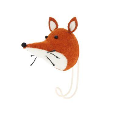 fiona walker dierenkop haak fox