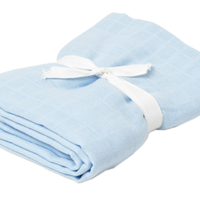 Liewood Swaddle XL baby blue