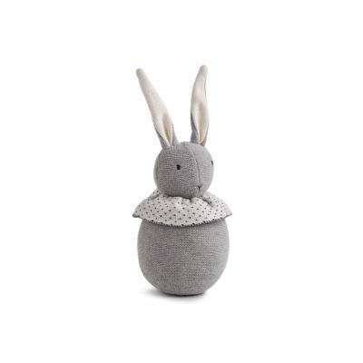 LIEWOOD Valdemar rabbit - Grey melange