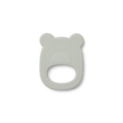 Liewood silicone teether mr. bear