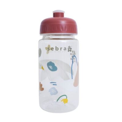SEBRA Drinkfles birds - Red