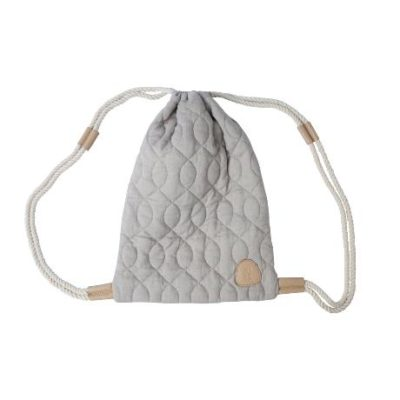 SEBRA Quilted bag - Grey
