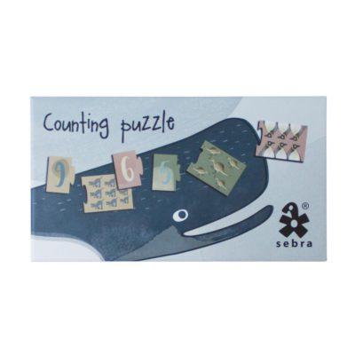 SEBRA Puzzle - Counting