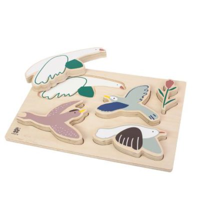 SEBRA Puzzle - Birds