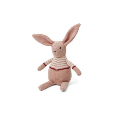 LIEWOOD Knit rabbit - Rose