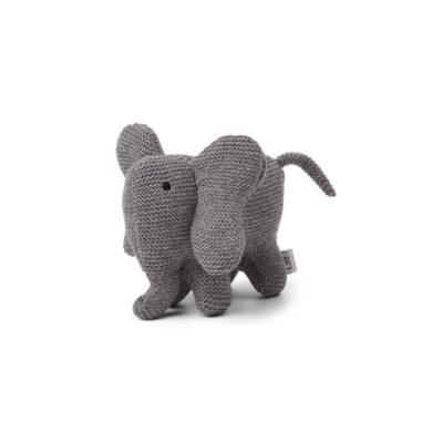 LIEWOOD Knit elephant mini - Grey