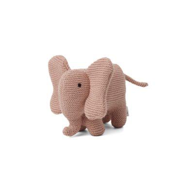 LIEWOOD Knit elephant mini - Rose