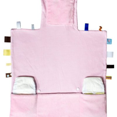 SNOOZEBABY Easy changing - Powder pink