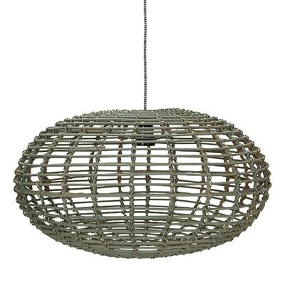 KIDSDEPOT Lamp pumpkin - Seagreen