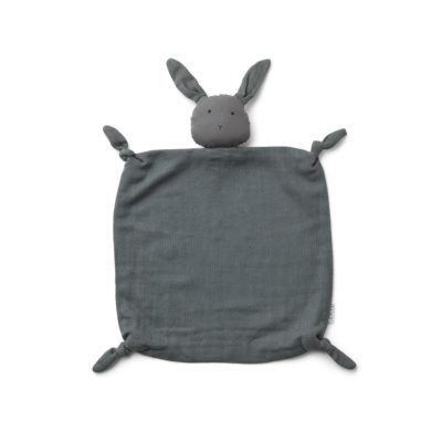 LIEWOOD cuddle cloth rabbit stone grey