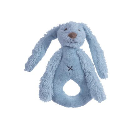 HAPPY HORSE Rattle Rabbit Richie blauw