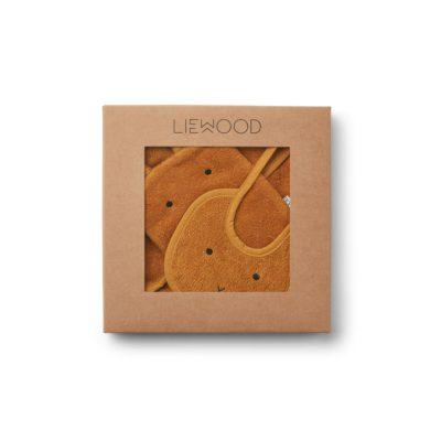 LIEWOOD Adele baby package - Mustard