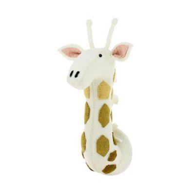 fiona walker giraffe semi tonal spots