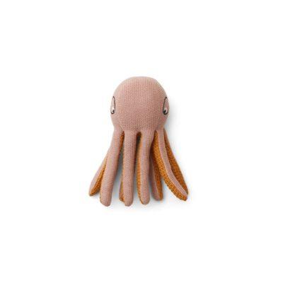 LIEWOOD Octopus knit mini rose kleur