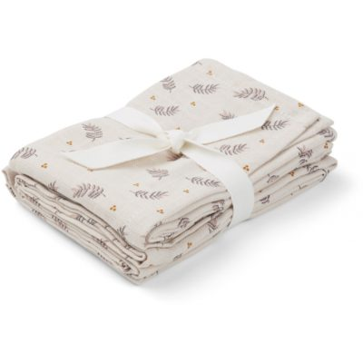 Liewood muslin cloth fern rose