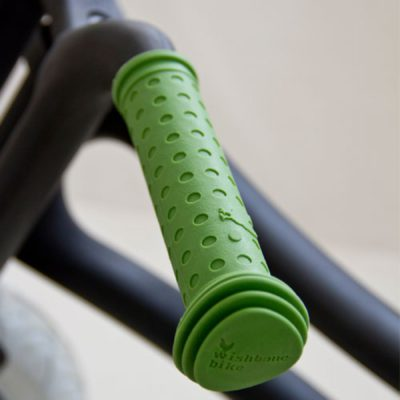wishbone bike grip groen