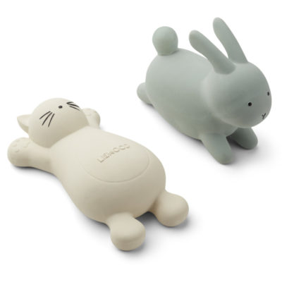 LIEWOOD Vikky Bath Toy - Creme