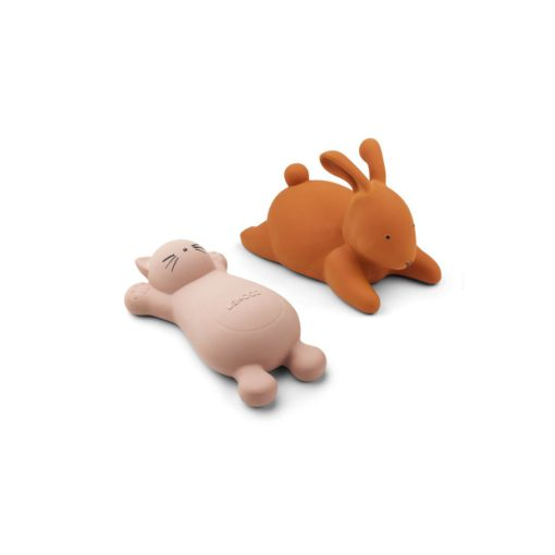 LIEWOOD Vikky Bath Toy - Cat Rose