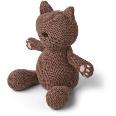 liewood missy teddy cat dark rose