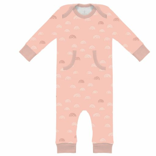 FRESK Pyjama - Rainbow Chintz Rose