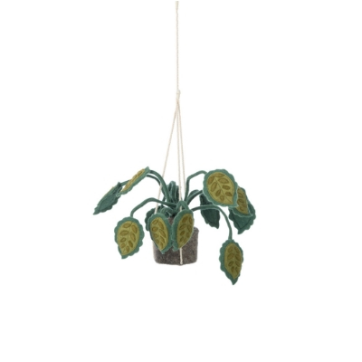 KIDS DEPOT Hang Plant Big Leaves