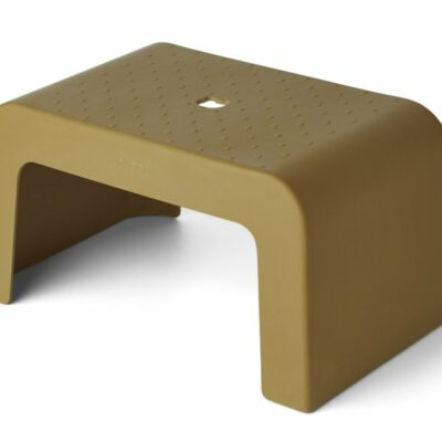 LIEWOOD Ulla Step Stool - Olive Green
