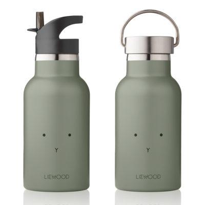 LIEWOOD Anker Water Bottle Rabbit groen
