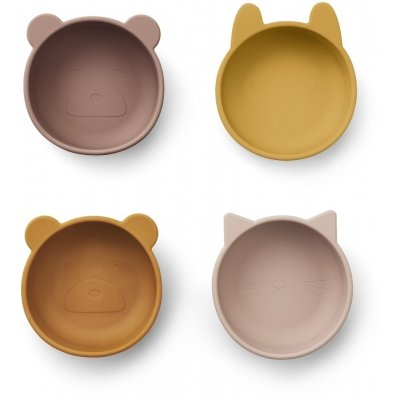 LIEWOOD Iggy Silicone bowls