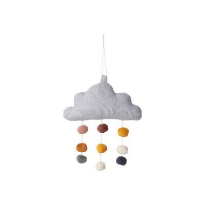 LIEWOOD Mimi Cloud Mobile grijs