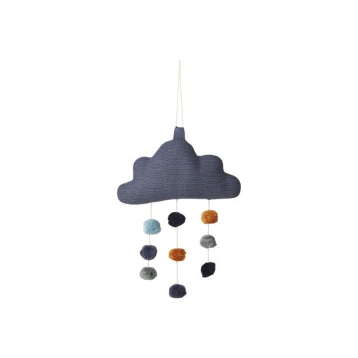 LIEWOOD Mimi Cloud Mobile blauw