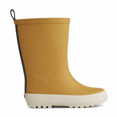 LIEWOOD River Rain Boot - Yellow Mellow Mix