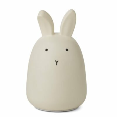 LIEWOOD Winston Nightlight Rabbit - Creme