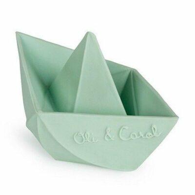 Oli-Carol origami bootje mint