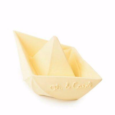 Oli Carol Origami bootje geel