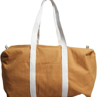 fabelab gym bag ochre