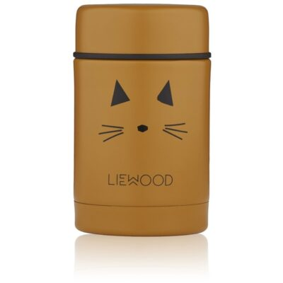 LIEWOOD Food jar bernard mustard cat