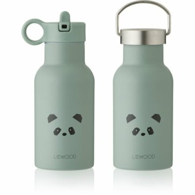liewood water bottle anker panda peppermint