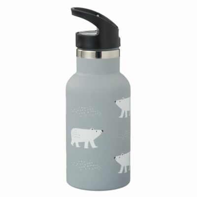fresk thermos fles polar bear