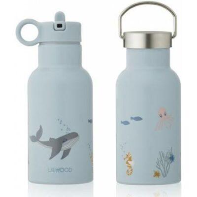 LIEWOOD Anker Water Bottle - Sea Creature Mix