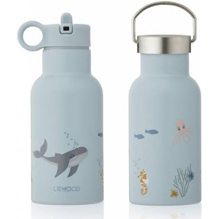 LIEWOOD Anker Water Bottle - Sea Creature Mix
