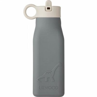 LIEWOOD Bottle Warren Dino - Blue Wave