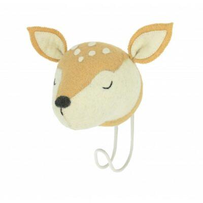 FIONA WALKER Dierenkop Haak - Sleepy Deer