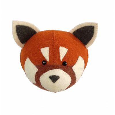 FIONA WALKER Dierenkop Mini - Red Panda