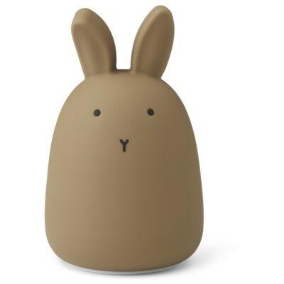 LIEWOOD Winston Nightlight Rabbit – Oat